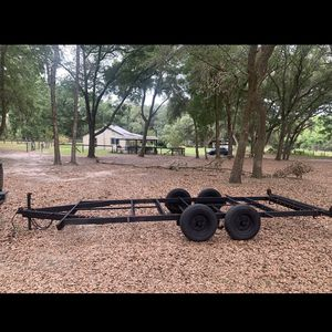 17 Foot Tiny Home/flatbed Trailer for Sale in Orlando, FL