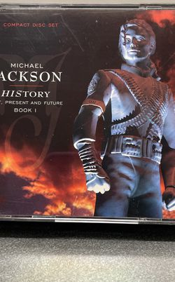 Micheal Jackson History Past, Present & Future 2CD's for Sale in Portland,  OR