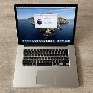 "15"" Apple MacBook Pro Retina Laptop A1398 for Sale in Eustis, FL"