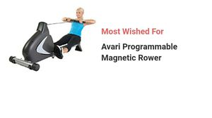 Avari Magnetic Rower for Sale in Brooklyn, NY