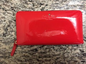 Patent Leather Kate Spade Wallet for Sale in Atlanta, GA