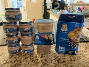 Baby food and formula for milk allergies for Sale in Houston, TX