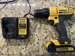 "Dewalt 1/2"" Drill/Driver for Sale in Coconut Creek, FL"