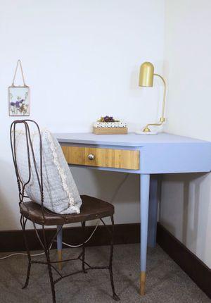 Mid Century Corner Desk for Sale in Salt Lake City, UT
