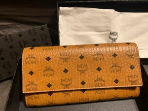 MCM Trifold Wallet for Sale in San Jose, CA