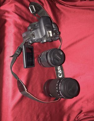 Canon rebel T3I Camera Kit for Sale in Tualatin, OR