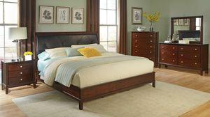 BRAND NEW CHERRY TUFTED BEDROOM SET for Sale in Atlanta, GA