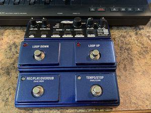 Digitech JamMan Stereo Looper Phrase Sampler pedal jam man for Sale in Palm Bay, FL