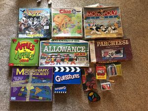 Board Games for Sale in Pomona, CA