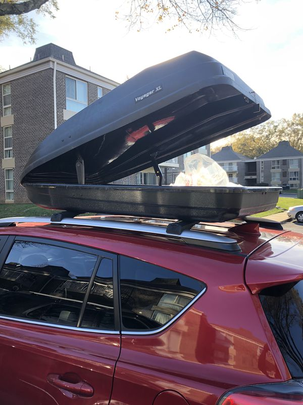 Pep Boys Voyager 18 CF Roof Top Cargo Carrier