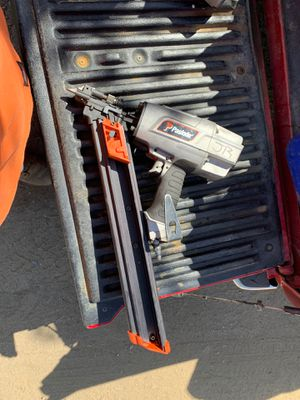 Paslode metal connector for Sale in San Jacinto, CA