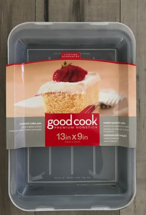 GOOD COOK NONSTICK CAKE PAN for Sale in Sloan, NV