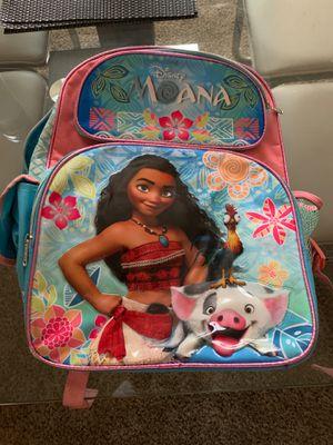 Moana backpack for Sale in Las Vegas, NV