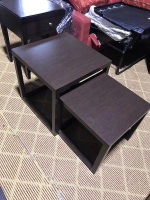 Two-tiered Side Table for Sale in Windsor, ON