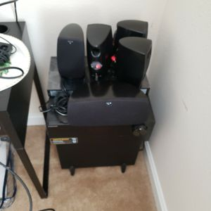 Theatre Surround Sound System for Sale in Houston, TX