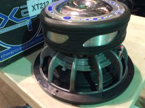 """Crossfire T12 12"""" 1000 RMS 3000 watt max high Excursion SUBWOOFER new in box for Sale in Southwest Ranches, FL"""