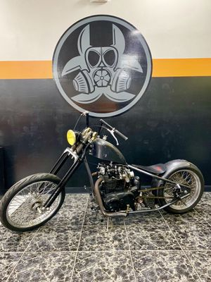 Yamaha bobber motorcycle for Sale in Miami, FL
