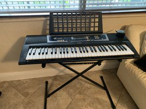 Musics keyboard for Sale in Hollywood, FL