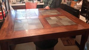 Dining room table 6 chairs for Sale in Anchorage, AK