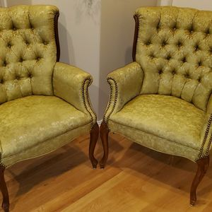 Matching High Back Chair for Sale in Auburn, WA