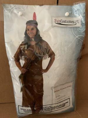 Deluxe women's Indian Costume for Sale in Boca Raton, FL