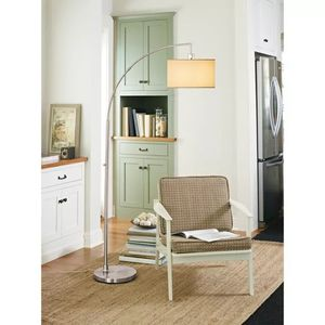 Arc Floor Lamp Silver - Project 62™ for Sale in Wylie, TX