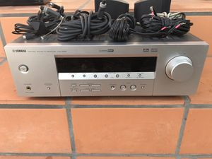 Yamaha surround sound receiver for Sale in Los Angeles, CA