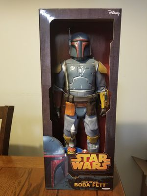 """Collectable 18"""" boba fett toy for Sale in Los Angeles, CA"""