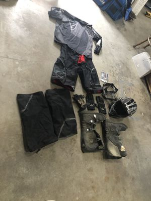Motorcycle gear for Sale in Gilroy, CA