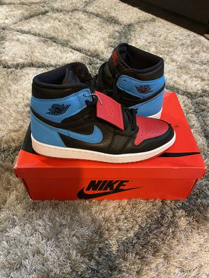 """Air Jordan 1's """"NC to CHI"""" size 10w(8.5m) for Sale in Woodland Park, NJ"""