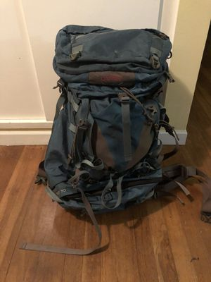 Women's small Osprey xenon 70 back pack, hiking, backpacking for Sale in West Linn, OR