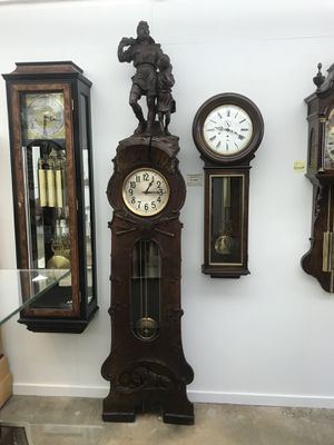 BLACK FOREST GRANDFATHER CLOCK for Sale in Austin, TX