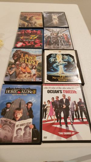 All movies for $10 for Sale in Chino, CA