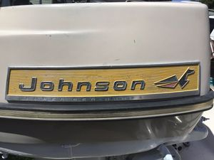 40 Hp Johnson Super Sea Horse outboard motor for Sale in Yacolt, WA