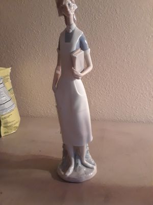 Lladro nurse figurine for Sale in Apache Junction, AZ
