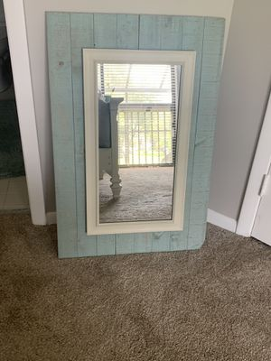 Farmhouse/Rustic Wall Mirror for Sale in Fort Lauderdale, FL