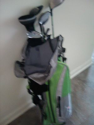 Golf clubs and bag for Sale in West Columbia, SC