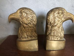 Vintage Antique Eagle Bookends for Sale in Lake Elsinore, CA