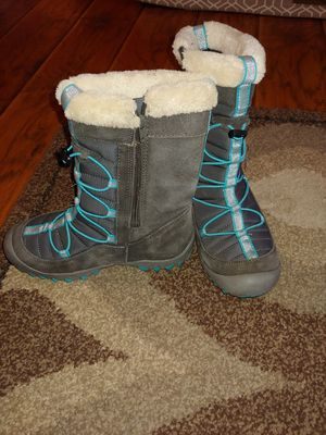 Youth size 3 girl boots like new for Sale in Princeton, MN