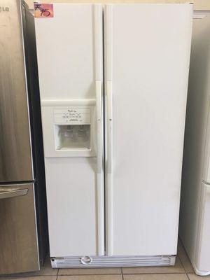 Refrigerator side by side fridge for Sale in Los Angeles, CA