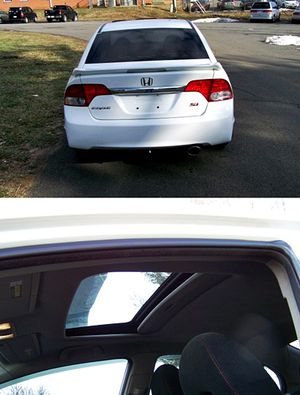 Honda Civic 2009 SI Only $1000 for Sale in Fremont, CA