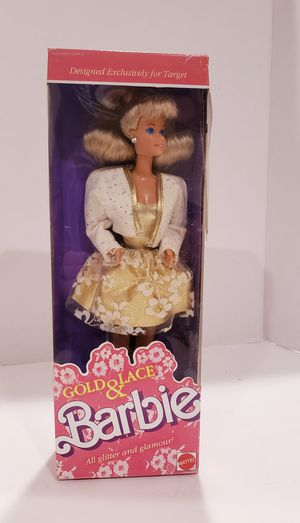 1989 Vintage Barbie Gold & Lace for Sale in Buena Park, CA