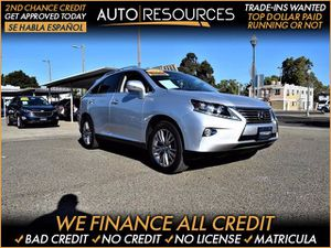 2014 Lexus RX 350 for Sale in Merced, CA