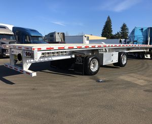 2019 East Flat Bed Trailer 53 ft for Sale in Vancouver, WA