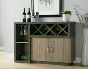 Contemporary Grey 6-shelf Dining Server for Sale in Diamond Bar, CA