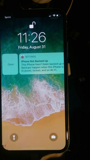 Iphone x 1000 for Sale in Washington, DC