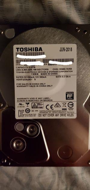 2 Terabyte hard drive New $70 for Sale in Snellville, GA