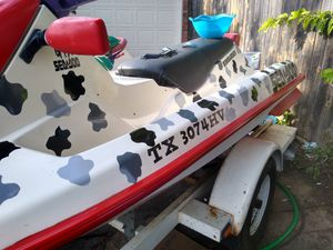 "Seadoo GTX & XP ""With double Trailer"" for Sale in Lewisville, TX"