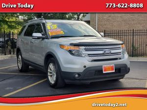 2013 FORD EXPLORER XLT for Sale in Cicero, IL