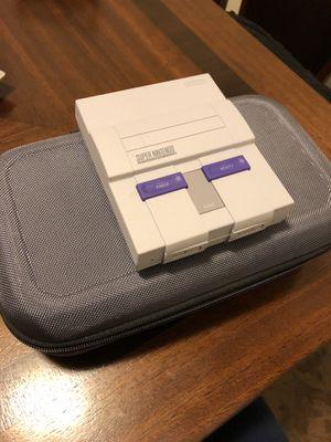 Super Nintendo MINI for Sale in Farmington, CT